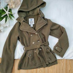 *Tilly's Full Tilt Cargo Hooded Jacket*